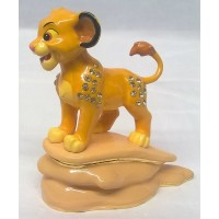 DISNEY CLASSIC TRINKET BOX – SIMBA – LION CUB